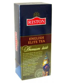 Чай RISTON English Elite Элитный Английский 25 х 2 г (4792156000435)