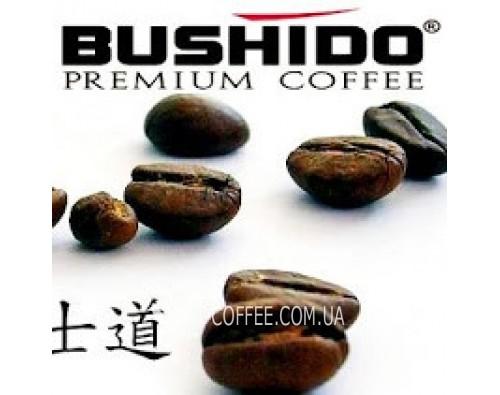 Кава BUSHIDO Black Katana — тепер в зернах і мелена!