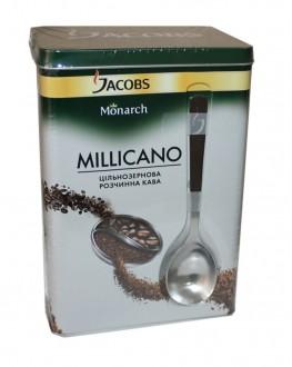 Кава JACOBS Monarch Millicano цільнозернова розчинна 140 г ж/б