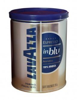 Кава LAVAZZA Espresso in Blu мелена 250 г ж/б (8000070033054)