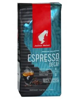 Кава JULIUS MEINL Espresso Decaf без кофеїну зернова 250 г (9000403899363)