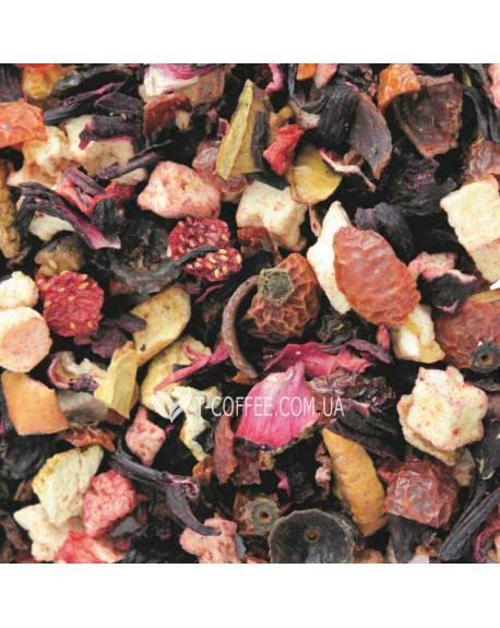 Земляничная Симфония фруктовый чай Світ чаю