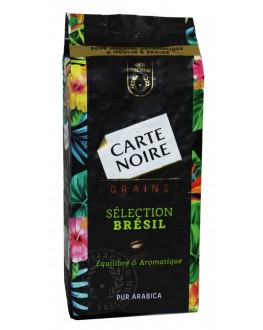 Кава CARTE NOIRE Selection Bresil зернова 500 г (8000070001022)