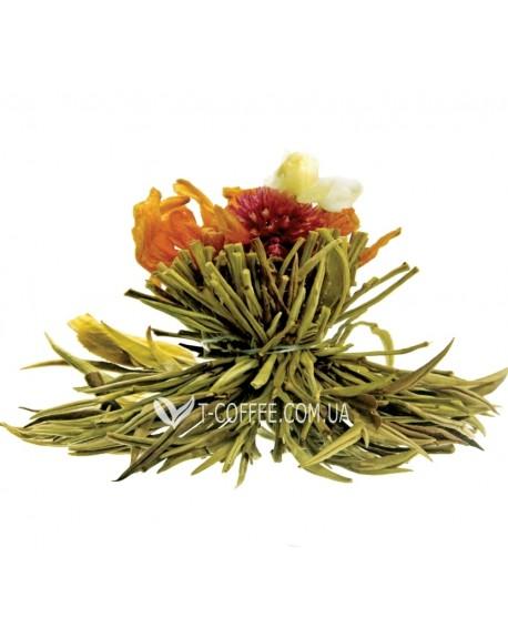 Сердце Красавицы зеленый вязаный чай Країна Чаювання 100 г ф/п