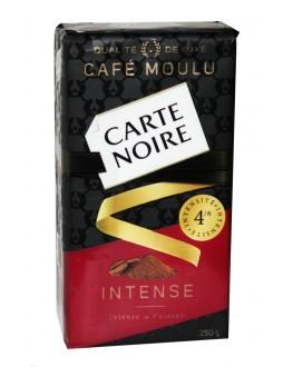 Кава CARTE NOIRE Intense мелена 250 г (8714599108079)