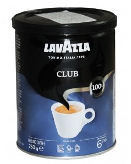 Кава LAVAZZA Club мелена 250 г ж/б (8000070015456)