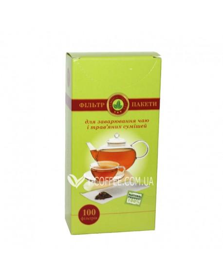 Фильтр-пакет для чая 100 х 600 мл
