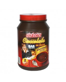Гарячий шоколад RISTORA Cioccolata Per Bar 1 кг п/б (8004990116002)