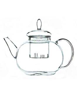 Чайник скляний Гранд 1000 мл