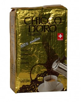Кава CHICCO D'ORO Tradition мелена 250 г (7610899170253)