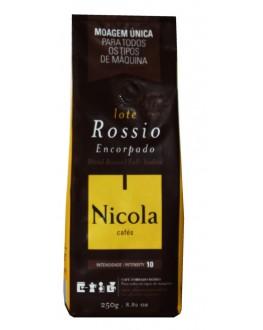 Кофе NICOLA Rossio Encorpado молотый 250 г (5601132003058)