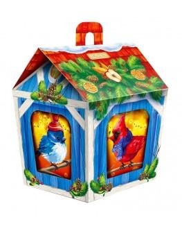 Новорічний подарунок ROSHEN №14 Годівниця для Птахів 2022 859 г (4823077635267)