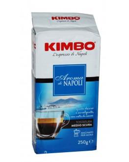 Кава KIMBO Aroma di Napoli мелена 250 г (8002200100100)