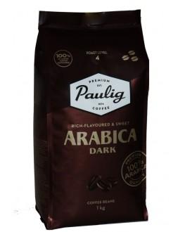 Кава PAULIG Arabica Dark зернова 1 кг (6411300166084)