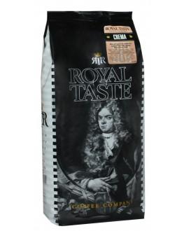 Кофе ROYAL TASTE Crema зерновой 1 кг (7111863868201)