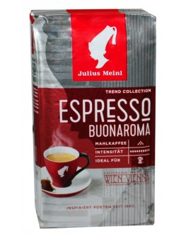 Кава JULIUS MEINL Espresso Buonaroma мелена 250 г (8001005325510)