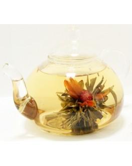 Вогняний Бутон білий в'язаний чай Османтус