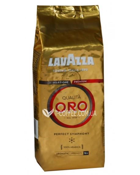Кофе Lavazza Qualita Oro зерновой 250 г (8000070020511)