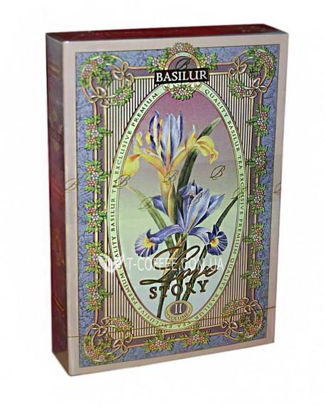 Чай BASILUR Love Story Том 2 - Любовная История 75 г к/п (4792252931800)