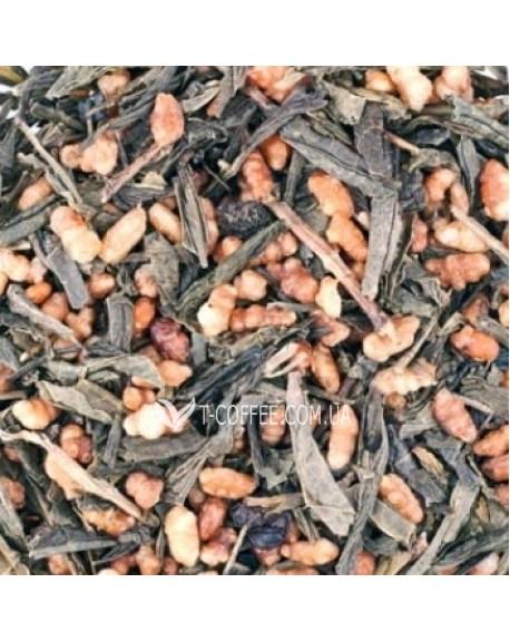 Генмайча Райсу зеленый классический чай Чайна Країна