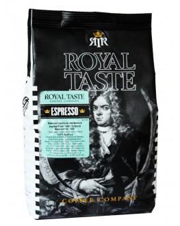 Кофе ROYAL TASTE Espresso зерновой 500 г (8719324106023)