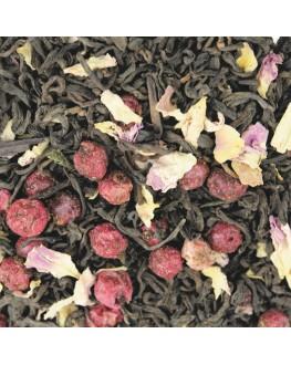 Пу Эр Бомонд черный ароматизированный Світ чаю