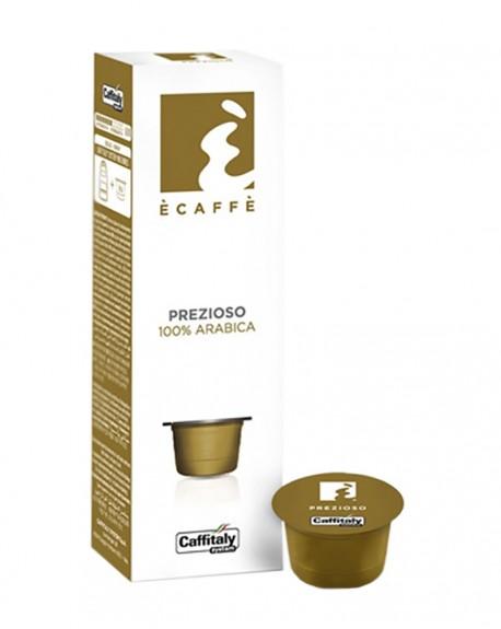 Кофе Ecaffe Prezioso в капсулах 10 х 8 г