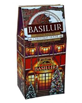 Чай BASILUR Christmas House Різдвяний Будиночок - Будиночки 100 г к/п (4792252927285)