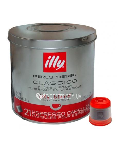 Кофе illy IperEspresso в капсулах нормальной обжарки 21 х 6,7 г (8003753919775)