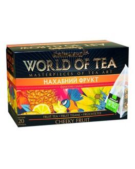 Нахабний Фрукт фруктовий чай Світ чаю 20 х 5 г