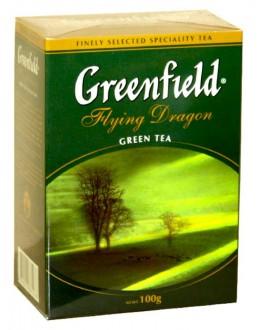 Чай GREENFIELD Flying Dragon Дракон 100 г к/п (4823096801124)