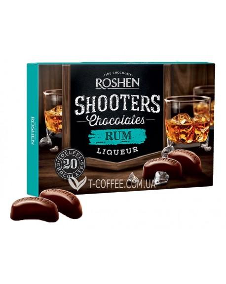 Конфеты Roshen Shooters Rum Ром 150 г в коробке