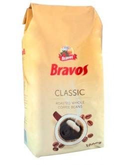 Кава BRAVOS Classic зернова 1 кг (4820208400015)