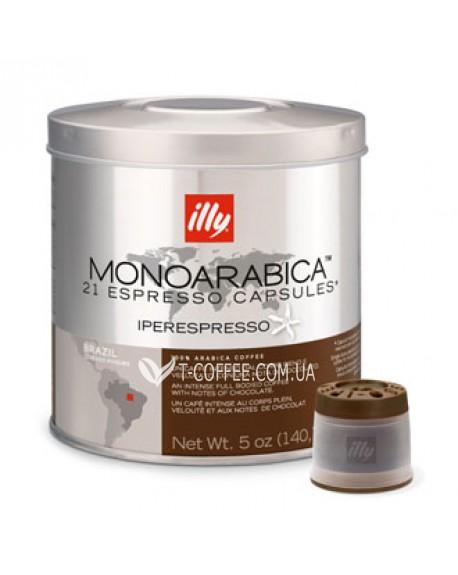 Кофе illy IperEspresso Monoarabica India в капсулах 21 х 6,7 г