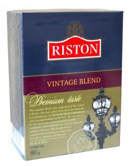 Чай RISTON Vintage Blend Винтаж Бленд 100 г к/п (4792156003245)