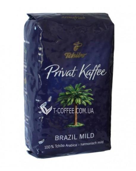 Кофе Tchibo Privat Kaffee Brazil Mild зерновой 500 г (4006067081064)