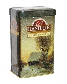 Чай BASILUR Frosty Morning Морозное Утро - Морозная 85 г ж/б (4792252932074)