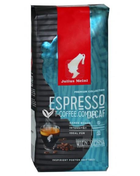 Кофе Julius Meinl Espresso Decaf зерновой 250 г (9000403899363)