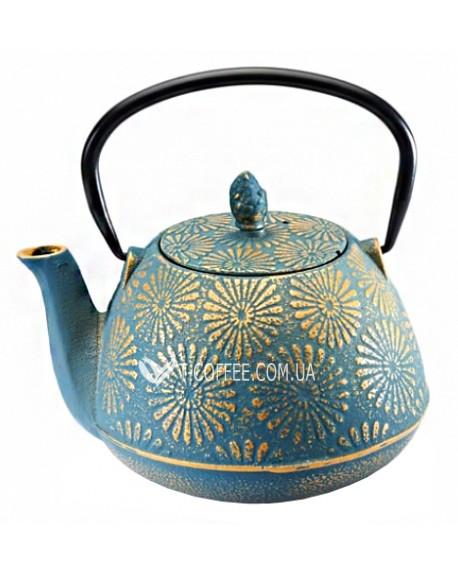 Чайник чугунный Фудзияма Маренго 1200 мл