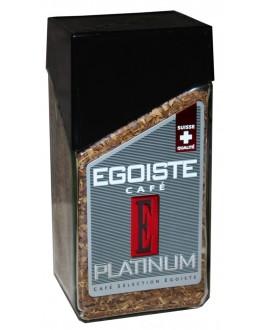 Кава EGOISTE Platinum розчинна 100 г скл. б. (7610121710493)