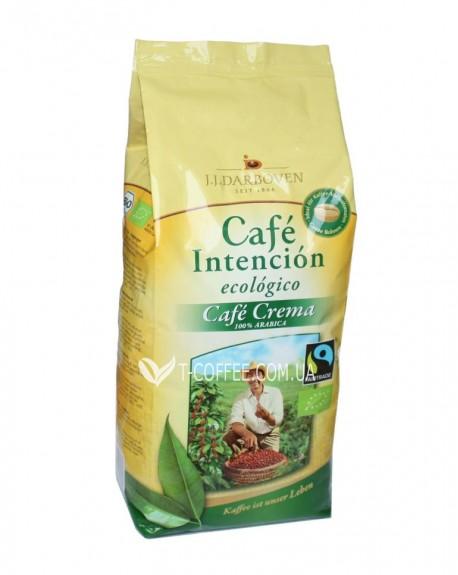 Кофе JJ DARBOVEN Cafe Intencion Ecologico Cafe Crema 500 г зерновой