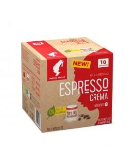 Кава JULIUS MEINL Inspresso Espresso Crema в капсулах 10 x 5,6 г
