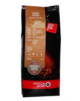 Кава MOCCA D`OR Colombia Supremo зернова 1 кг (8715579008587)