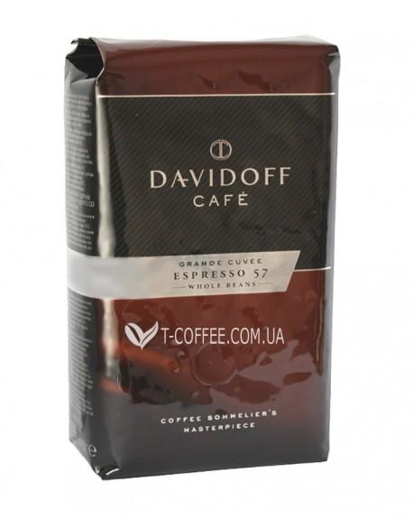 Кофе Davidoff Cafe Espresso 57 500 г зерновой