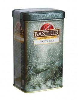 Чай BASILUR Frosty Day Морозный День - Морозная 85 г ж/б (4792252932043)