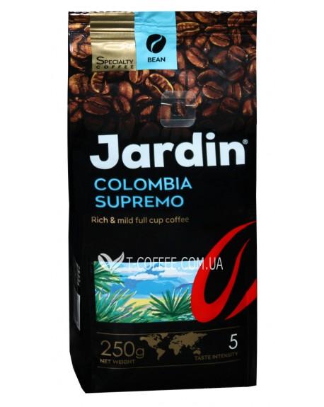 Зерновой кофе Жардин Колумбия фото