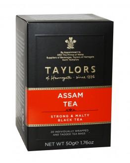 Чай TAYLORS Assam Tea Ассам 20 х 2,5 г (615357122277)