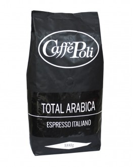 Кофе POLI Total Arabica зерновой 1 кг (8019650000447)