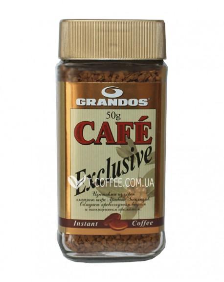 Кофе GRANDOS Exclusive растворимый 50 г ст. б. (4009041100768)