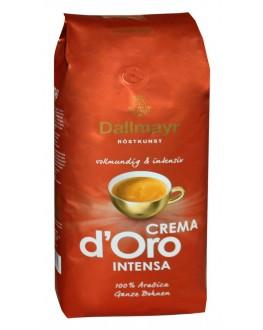 Кофе DALLMAYR Crema d'Oro Intensa зерновой 1 кг (4008167042709)